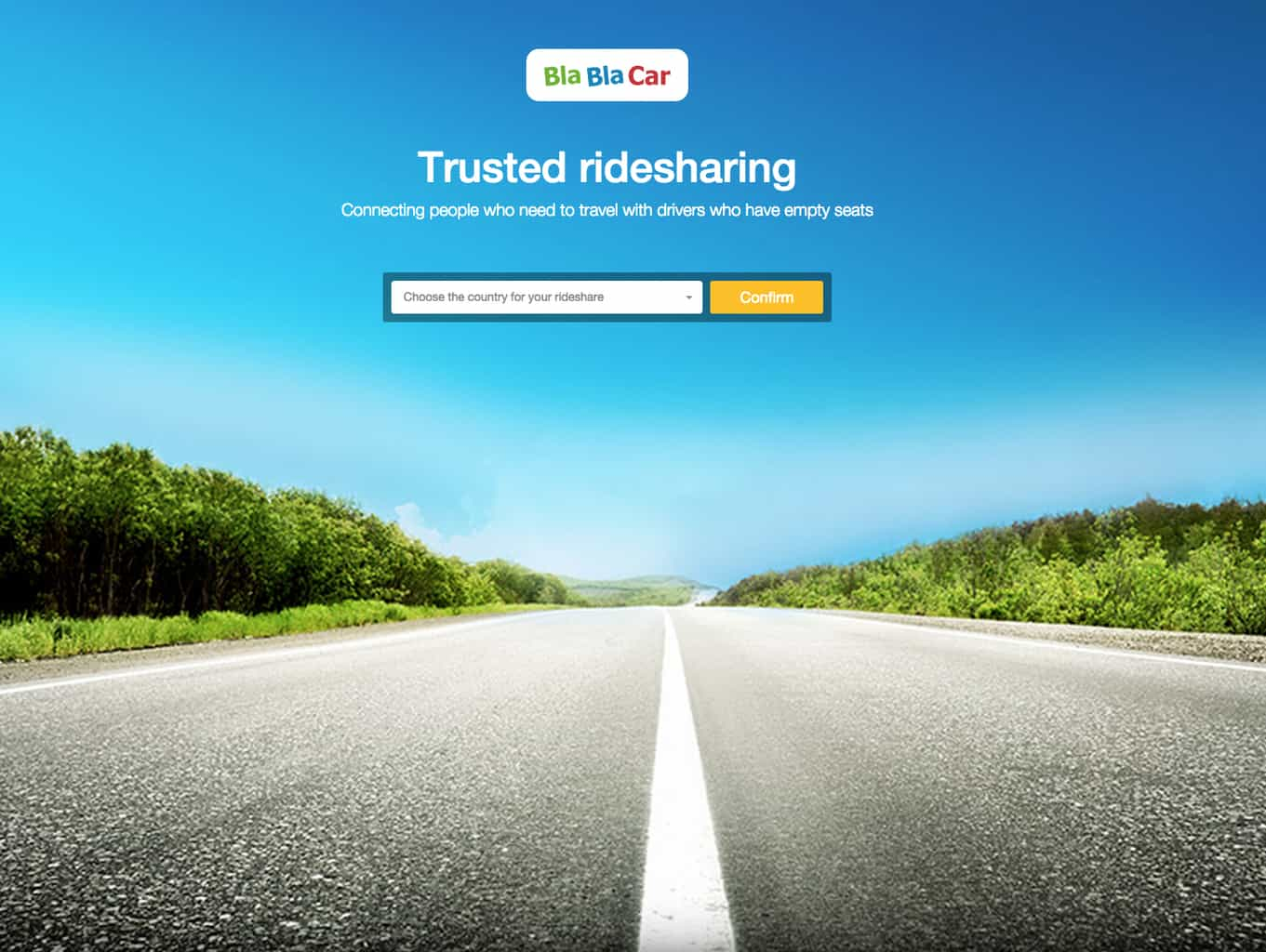 Blablacar, ridesharing, Traveling Well For Less