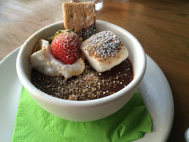 Brockton Villa, Smores Pot, San Diego Restaurant Week, SDRW