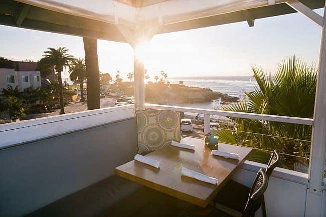 San Diego Restaurant Week Brockton Villa Review