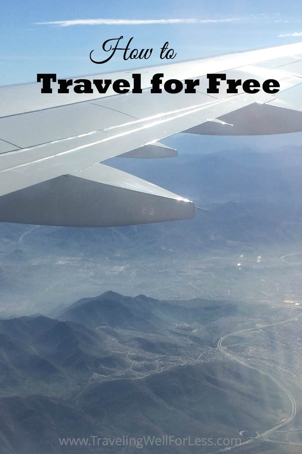 Tricks on how to get free travel. Here are 8 ways to travel for free plus 2 ways to get paid to travel. Traveling Well For Less