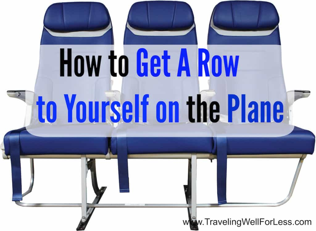 Get-row-to-yourself-on-plane