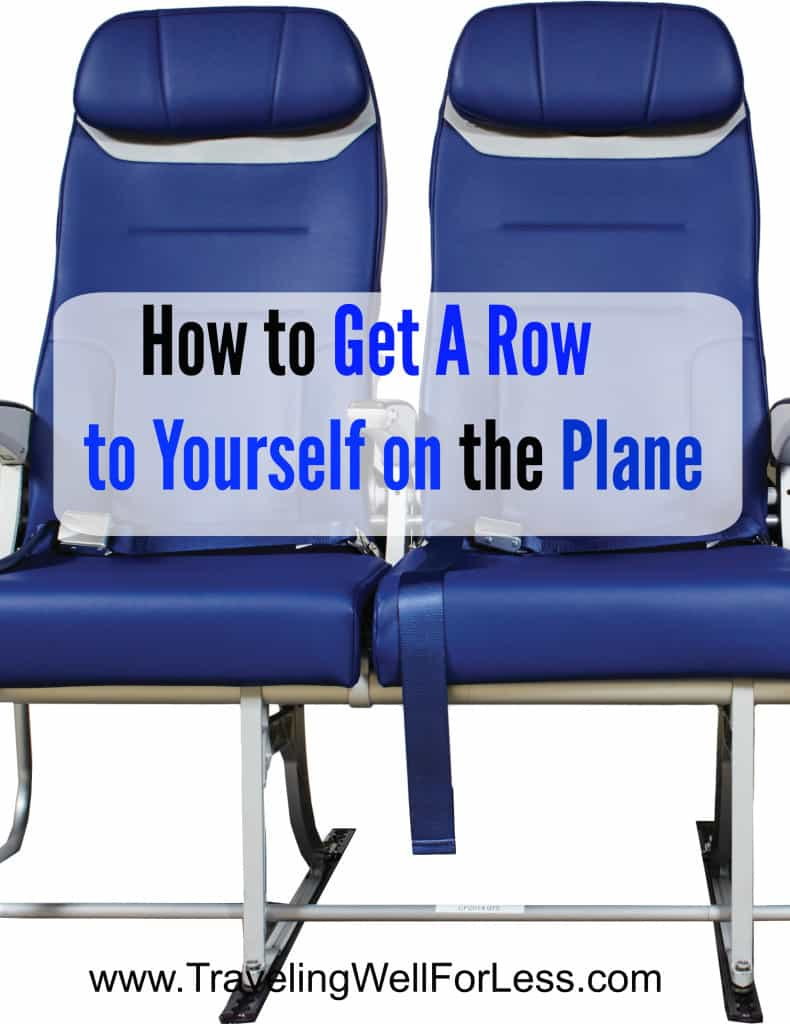 entire row to self on plane