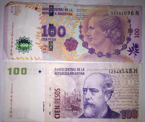 Argentina peso, blue dollar, dolar blue, Traveling Well For Less