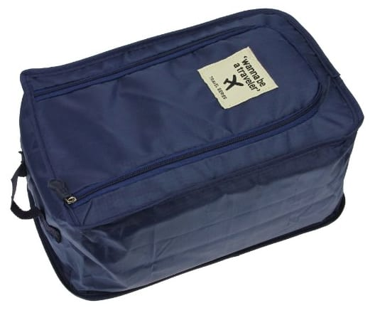 BXT Waterproof shoe bag organizer, travel gifts, travel gifts for $5, Traveling Well For Less