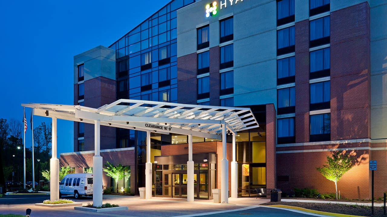 Hyatt Place Herndon Dulles Airport East Traveling Well For Less