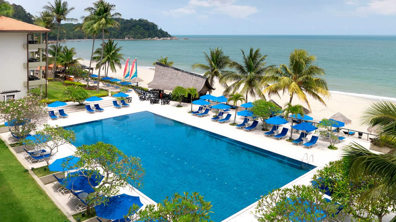Hyatt Regency Kuantan Resort Traveling Well For Less