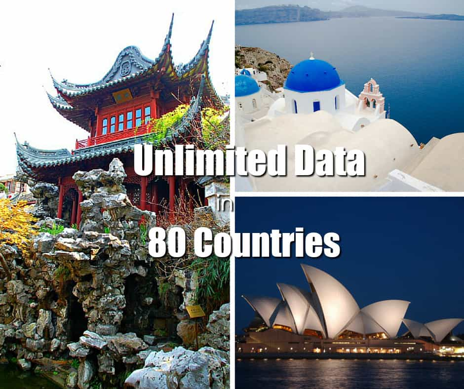 get unlimited data in 80 countries for cheap with TEP wireless, Traveling Well For Less