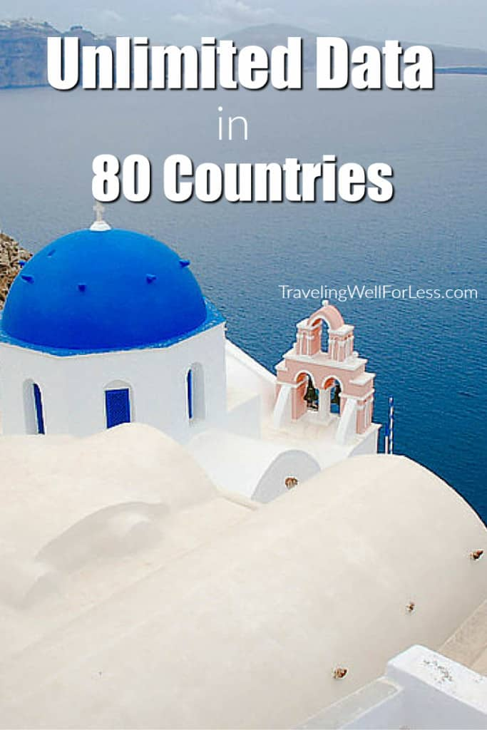 Get unlimited data in 80 countries with a TEP wireless unit, Traveling Well For Less