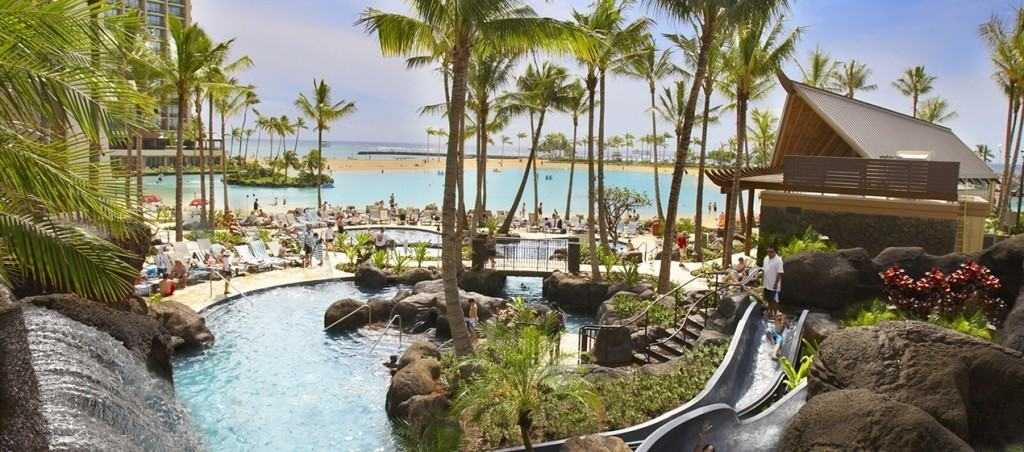 2 nights at the Hilton Waikiki beach, amex surpass 85,000, Traveling Well For Less
