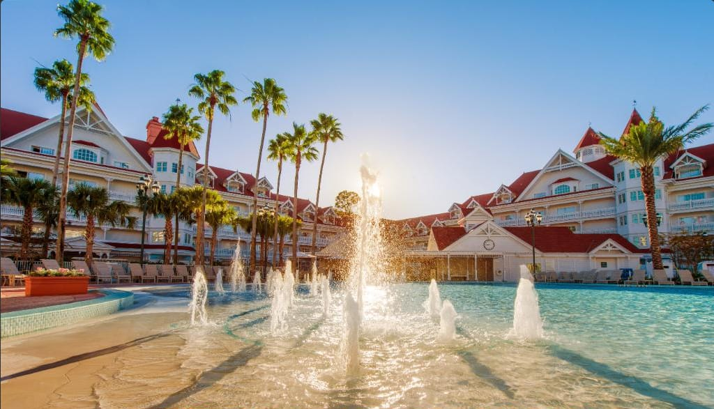 Eat for free at Disney World when you stay at Disney's Grand Floridian Resort & Spa. Traveling Well For Less