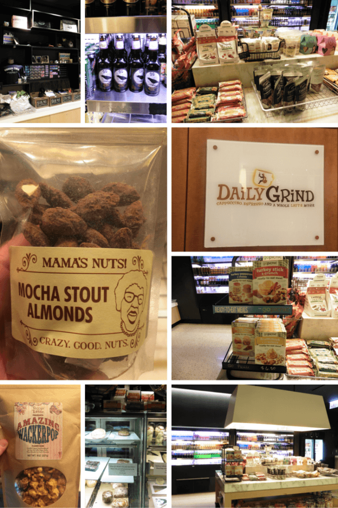 Your one-stop shop for coffee, snacks and on the go treats at the Daily Grind at the Hyatt Regency McCormick Place. TravelingWellForLess.com