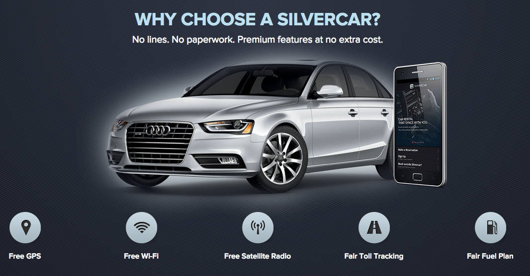 Get A Free Car Rental From Silvercar