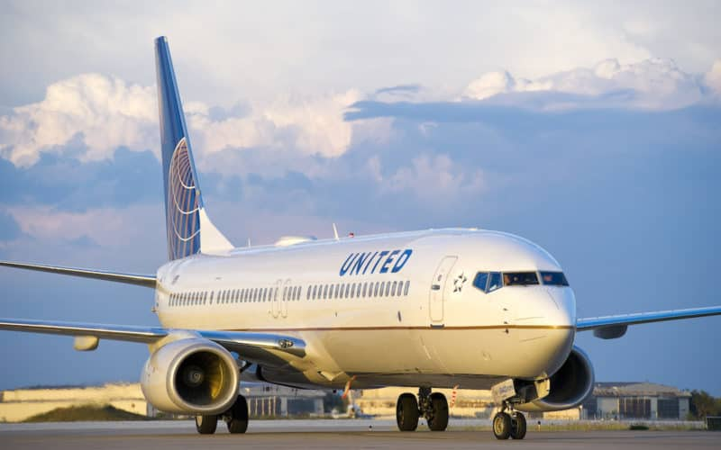 You can get an easy 1,000 United miles for shopping? You can even shop from the comfort of y