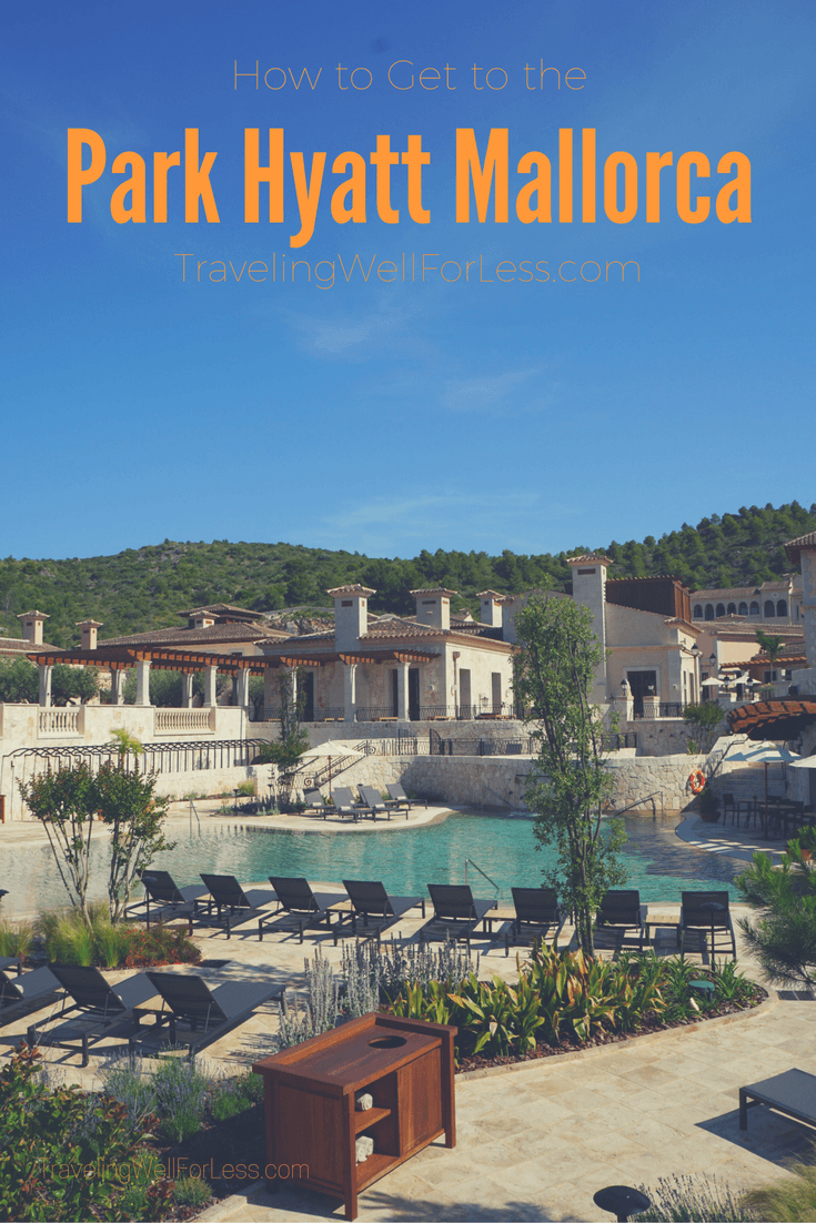 Planning a stay at the Park Hyatt Mallorca? Here's all the ways and how to get to the Park Hyatt Mallorca.