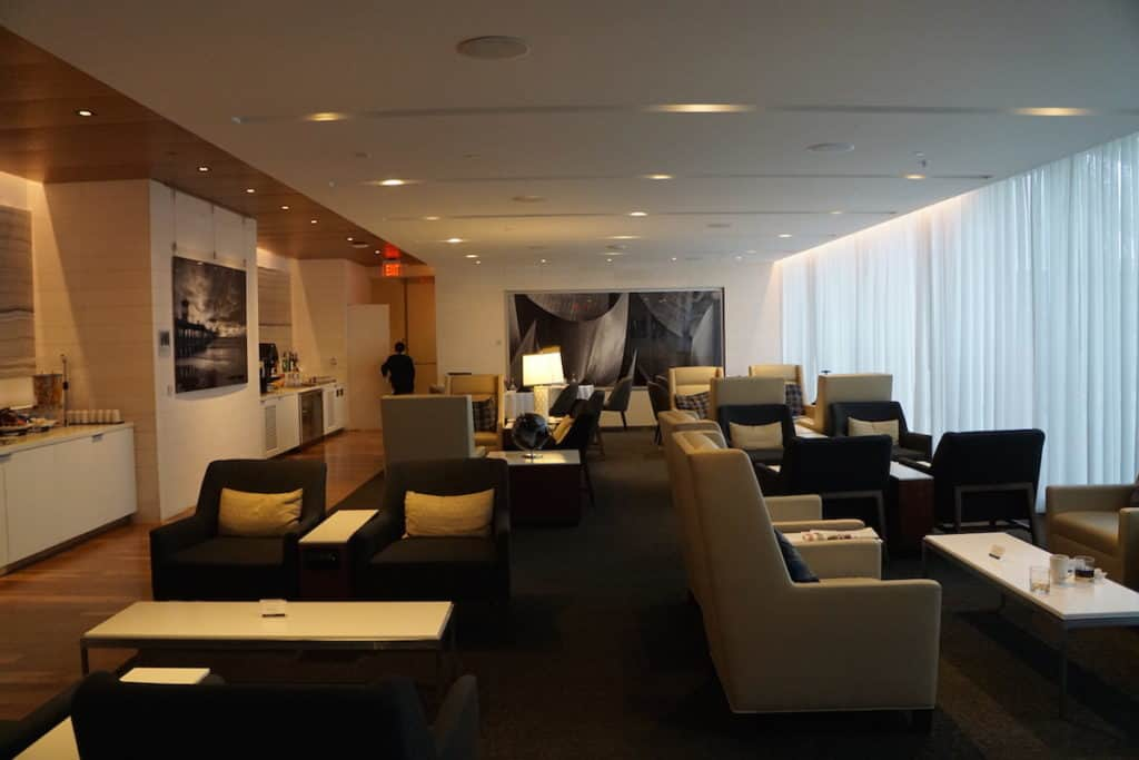 Limited seat in the Star Alliance First Class Lounge LAX. TravelingWellForLess.com