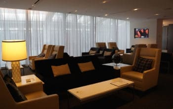 Star Alliance First Class Lounge Los Angeles Airport LAX Review