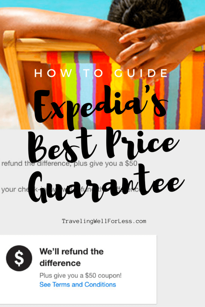 Save money with Expedia. Click this pin to read the how to guide on Expedia Best Price Guarantee. www.travelingwellforless.com