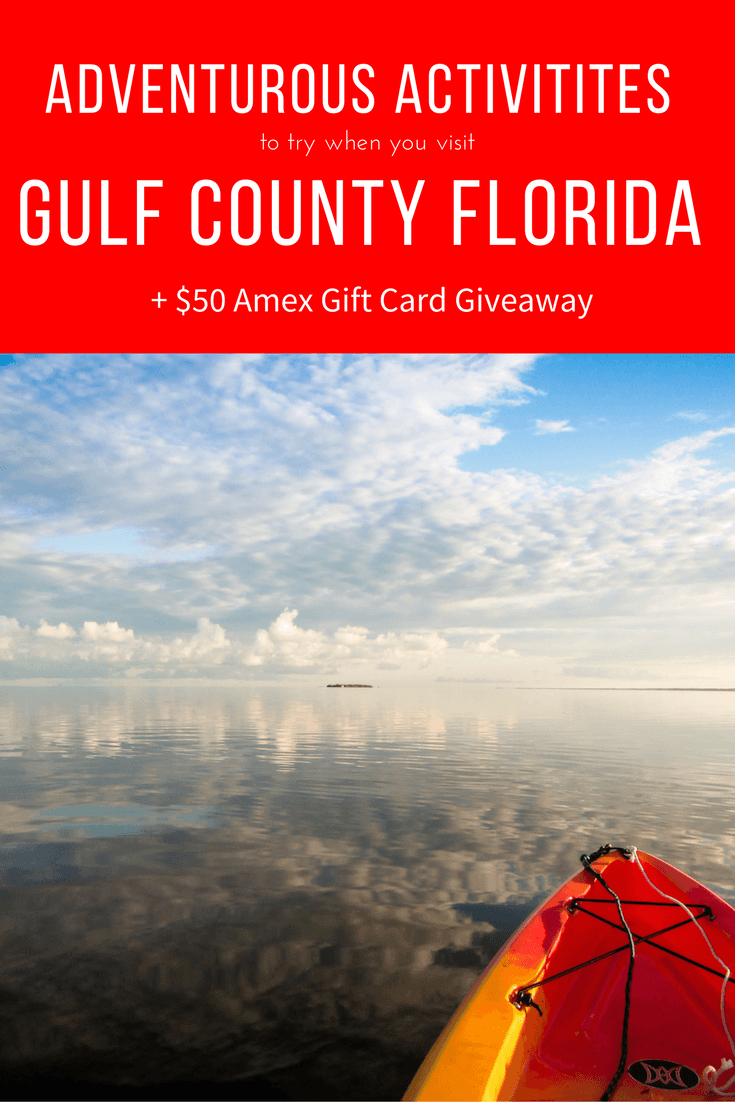 An inexpensive family friendly destination, lots of outdoor activities, and great weather year round, are just a few reasons to visit Gulf County Florida
