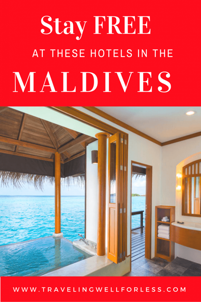 Hotels are expensive in the Maldives. But you can stay for free using hotel points. Here are the top luxury hotels in Maldives to stay on points. TravelingWellForLess.com