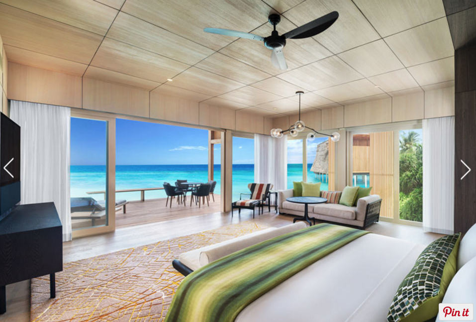 Top Luxury Hotels In Maldives To Stay On Points