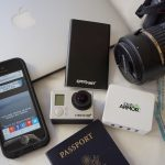 The intelliARMOR 4-port portable USB Charger is a smart little charger that packs a wallop without making a dent in your wallet. TravelingWellForLess.com