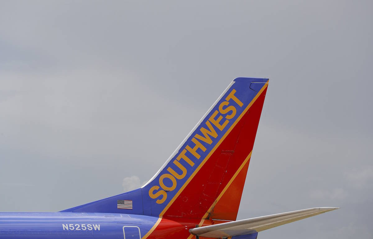 Did you know you can earn Southwest points without flying? Here's the ultimate guide on how to earn Southwest points without flying. | how to earn Southwest points without flying | travel hacking | miles and points | TravelingWellForLess.com