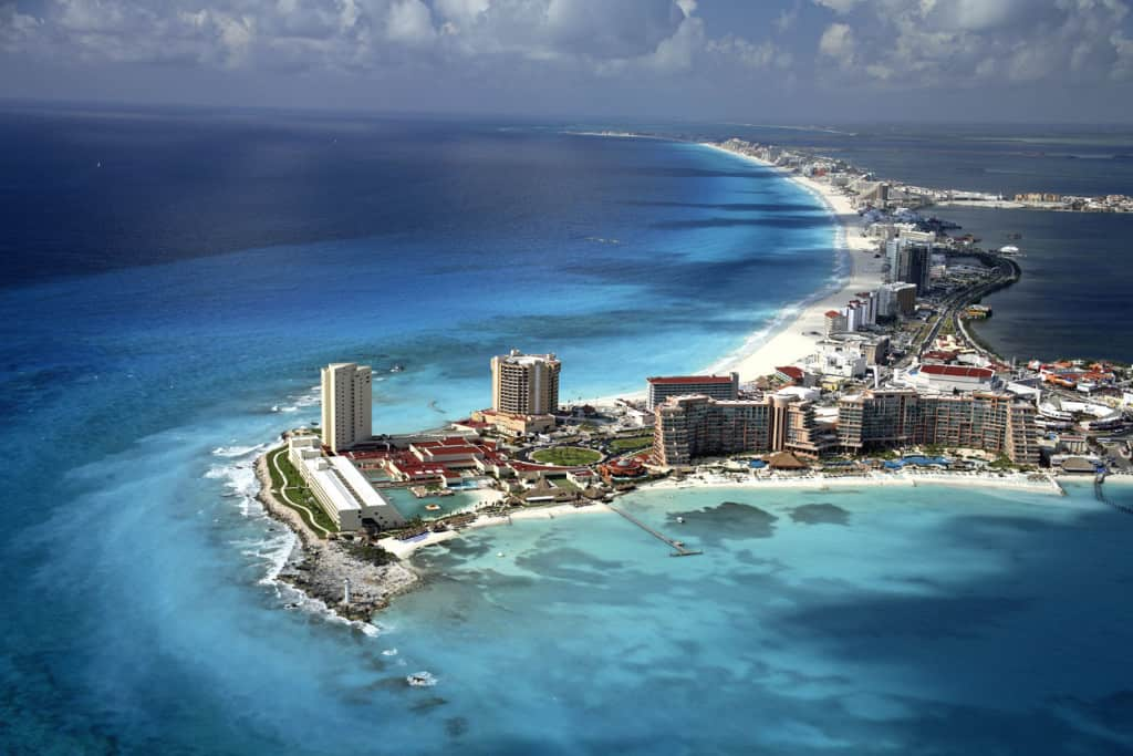 Cancun, Southwest Companion Pass, Fly Free for Two Years, Traveling Well For Less