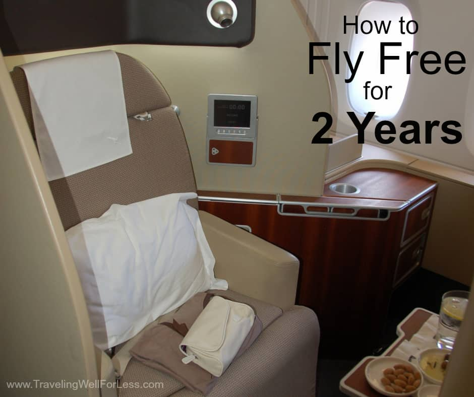 This simple travel hack will show you how to travel for free. Here's how to fly free for two years. Traveling Well For Less, Southwest, Southwest Companion Pass, Traveling Well For Less
