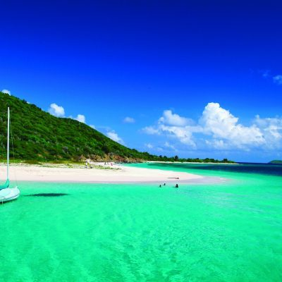 Davis Bay Beach, Renaissance St Croix Carambola Resort, St Croix US Virgin Islands, http://www.travelingwellforless.com