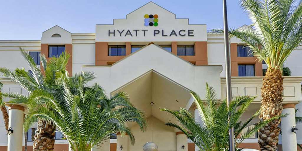 The Hyatt Place Las Vegas is the best hotel because you get free breakfast, Wi-Fi, parking, airport shuttle, and more. Traveling Well For Less