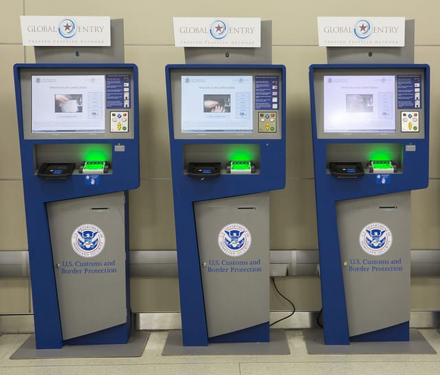 Global Entry. Traveling Well For Less