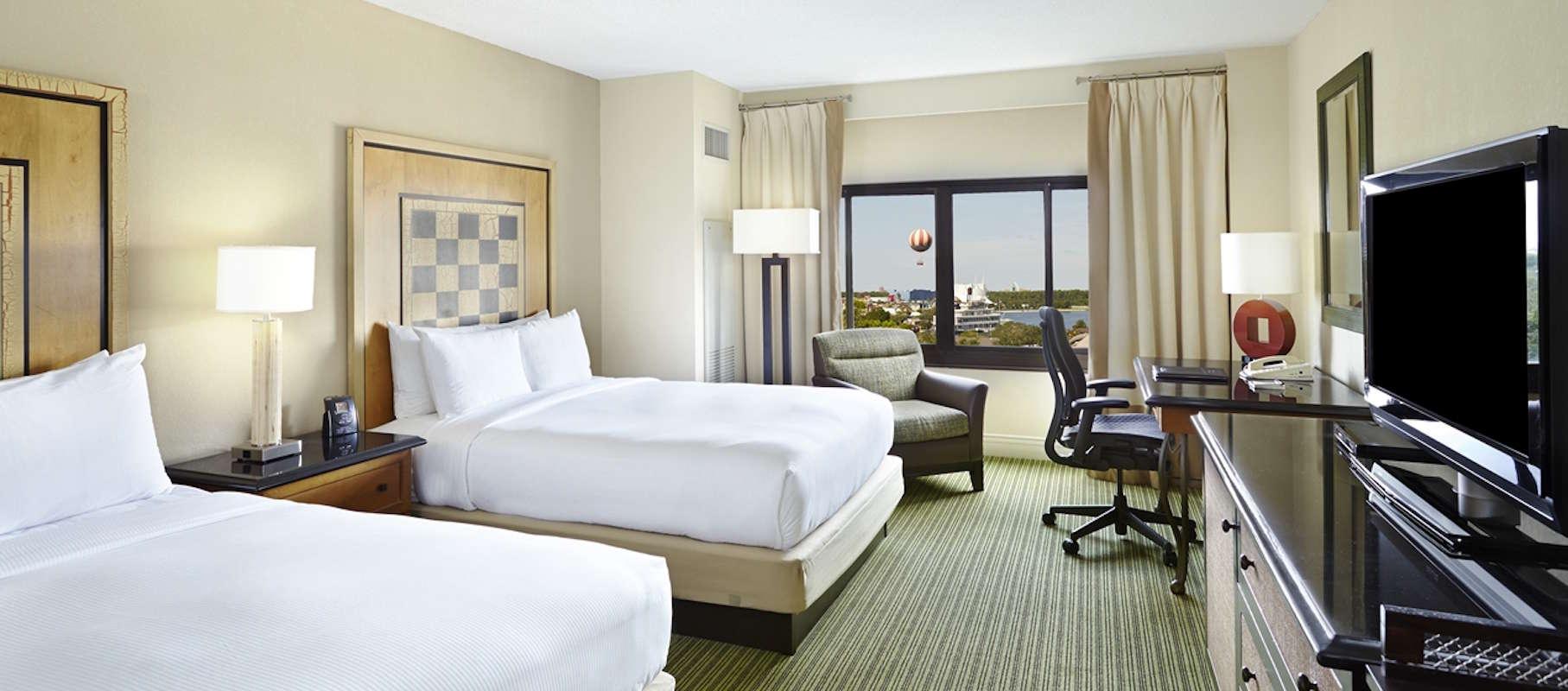Walt Disney World  Hotel Plaza Boulevard