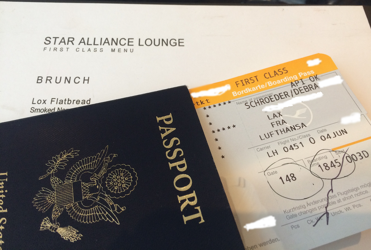 You get airport lounge access when you book a First Class or Business Class ticket. | airport lounge access | how to get airline lounge access | travel hacks \ TravelingWellForLess.com