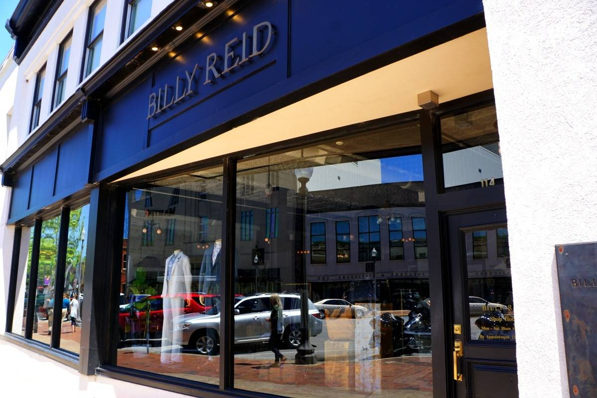New York fashion designer Billy Reid has his corporate headquarters in Florence, Alabama. | 25 reasons to visit Florence, Alabama. | Photo courtesy: VisitFlorenceAl.com | TravelingWellForless.com