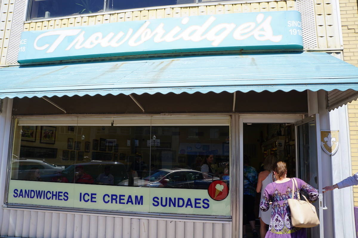 Trowbridge's is the oldest business still in its original location in Florence, Alabama. | 25 reasons to visit Florence, Alabama. | TravelingWellForLess.com