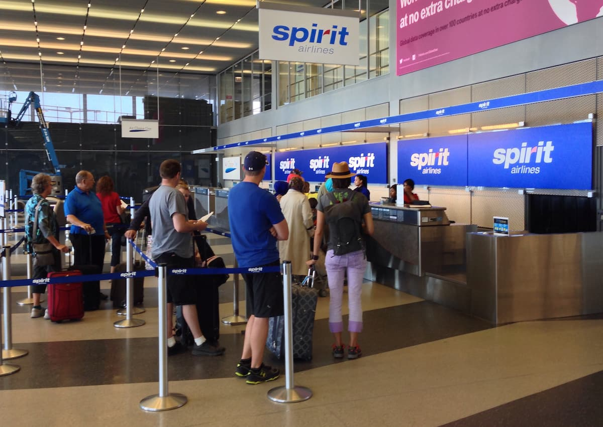 spirit airlines everything you need to know