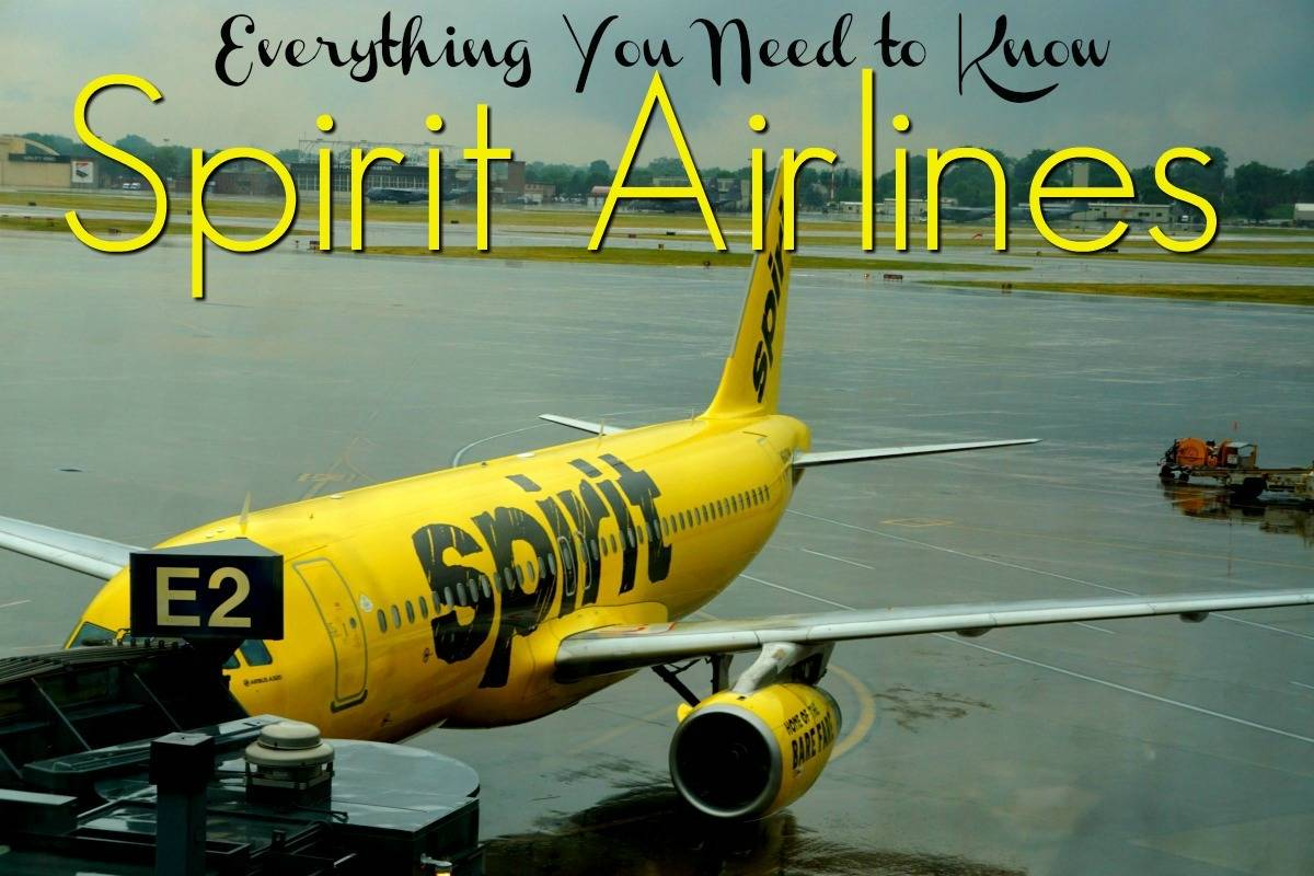 Spirit airlines everything you need to know for Spirit airlines ticket prices