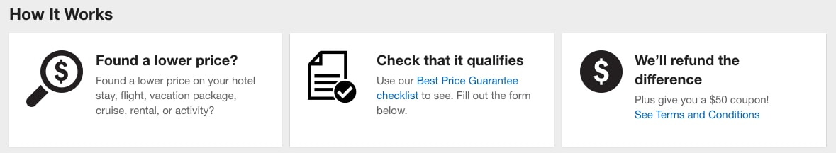 3 Easy Steps To Expedia Best Price Guarantee