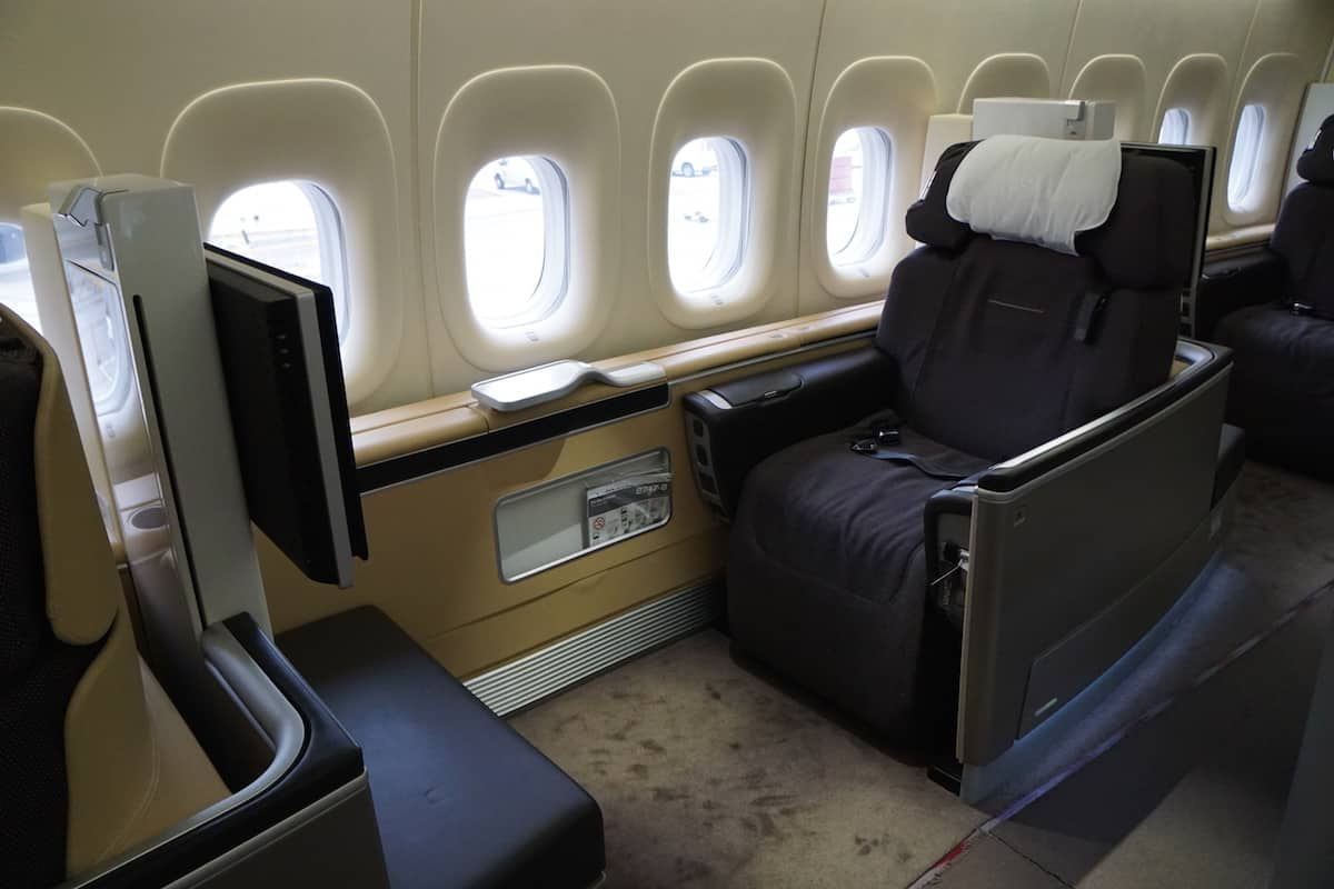 Is First Class on Lufthansa better than Cathay Pacific First Class? Find out when you read my review of Lufthansa First Class 747-8 Los Angeles to Frankfurt flight. https://www.travelingwellforless.com
