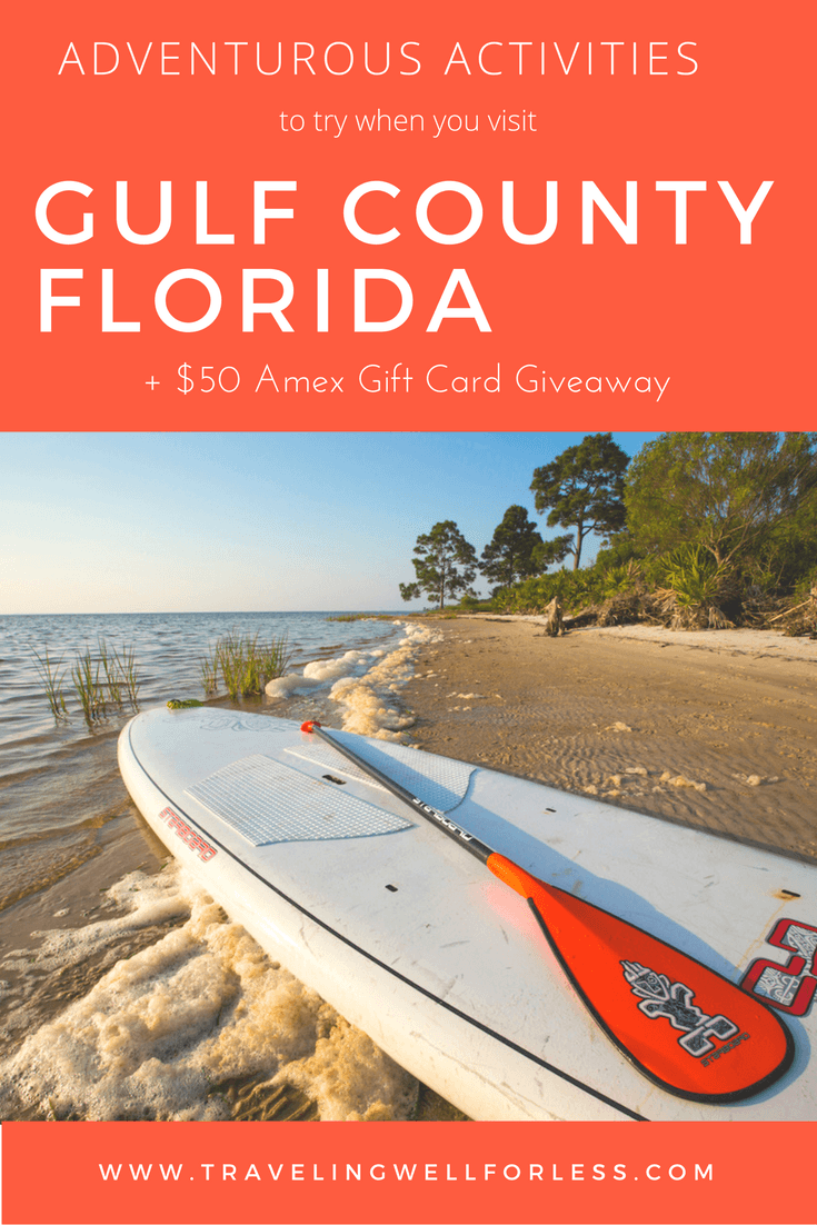 Visit Gulf County Florida and Port St. Joe for an Inexpensive family friendly Florida beach vacation. #ad #GCFLnofilter