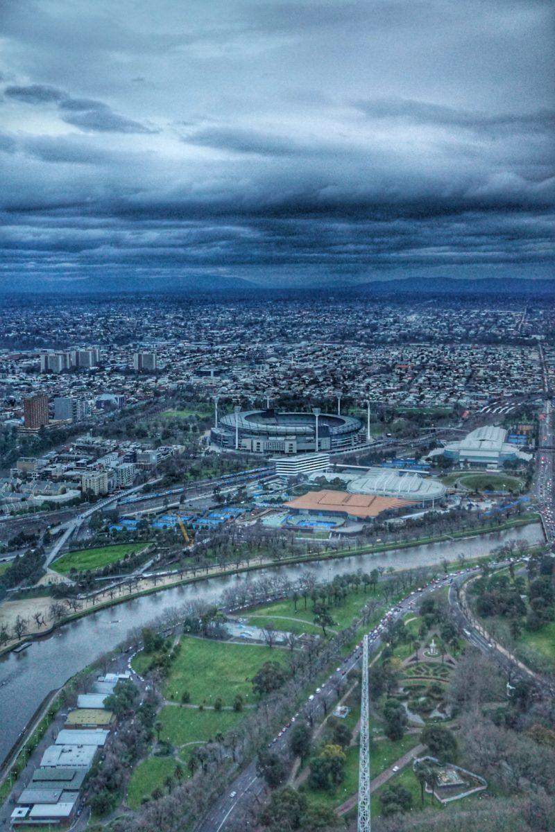 Melbourne Cricket Ground (MCG). TravelingWellForLess.com