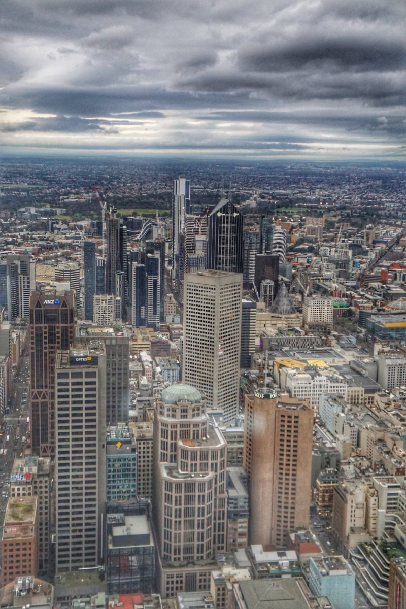 Melbourne City. travelingwellforless.com