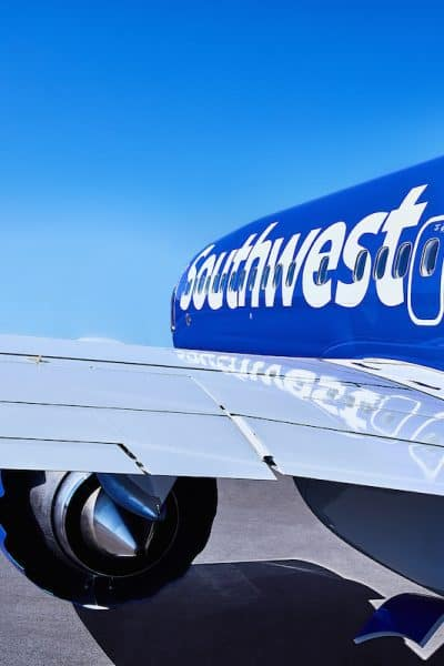 You can get up to a 50 percent bonus on Southwest points. This is a good deal if you use those points for holiday travel. | travel tips | travel hacks | TravelingWellForLess.com