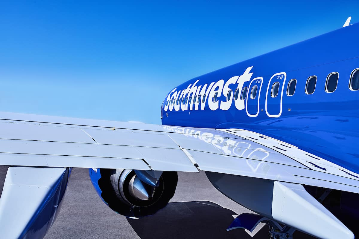 Get 2,500 Southwest Points Every 10 minutes