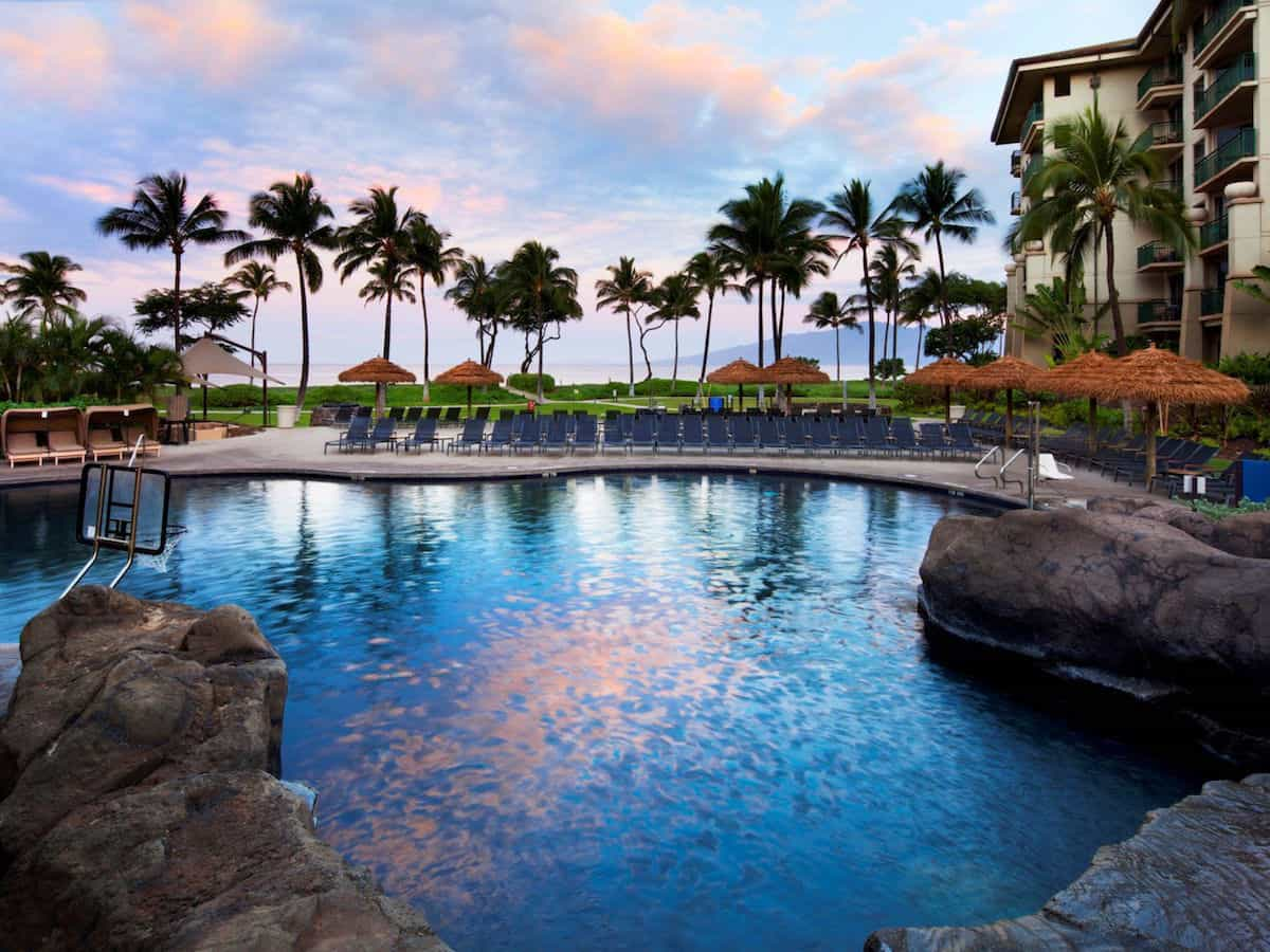 You can use Starpoints for free stays at hotels like the Westin Kaanapali in Maui. | travel tips | travel hacks | TravelingWellForLess.com