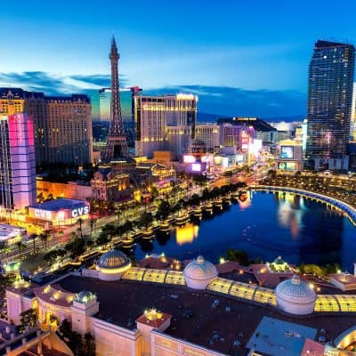 Get 20% More Hyatt Points When You Stay in Las Vegas