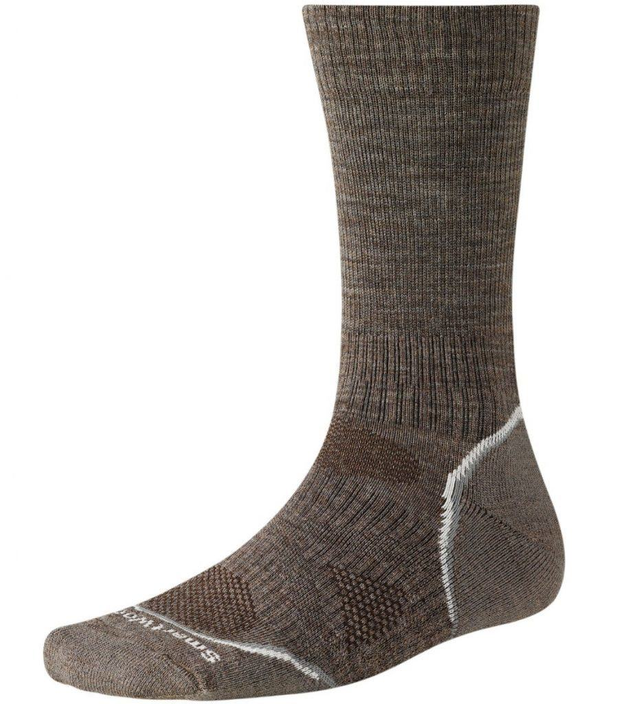 itch-free SmartWool PhD V2 Outdoor Light Socks, made from Merino Wool, are totally comfortable