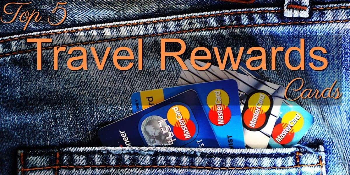These are my favorite travel rewards cards. If you had to only choose 5 credit cards, these are the cards you should get. The rewards you earn from most of these cards are transferable to many airlines and hotels. This means you have more options for free flights, hotels, and more. www.travelingwellforless.com