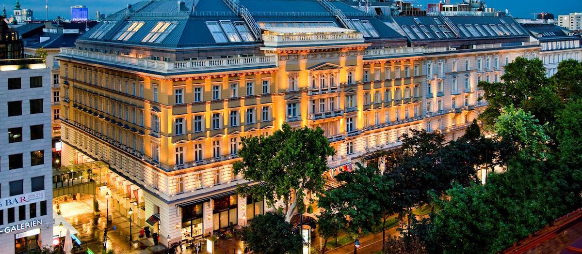 Grand Hotel Wien, luxury hotel Vienna, top hotels Vienna, secret love affair between Crown Prince Rudolf of Habsburg and Baroness Mary Vetsera, https://www.travelingwellforless.com