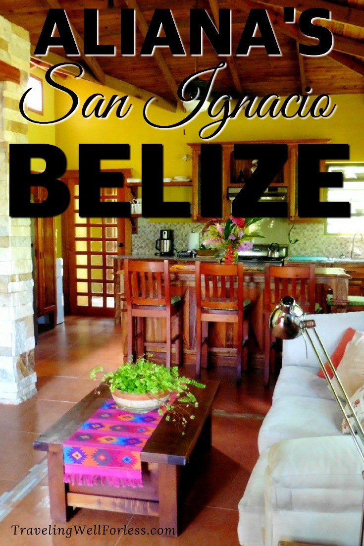 You'll have room to relax, cook if you want, and it's cheaper than a hotel at Aliana's San Ignacio Belize | Airbnb | Central America | Where to Stay in Belize